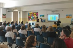 SPACE Multiplier event in Brindisi, Italy - June 6, 2018